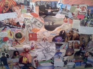 Vision Board August 2011