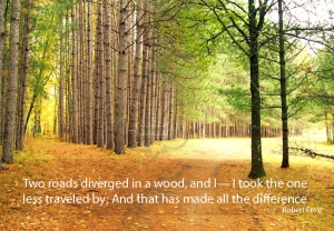 two_roads_in_a_yellow_wood_ Robert Frost